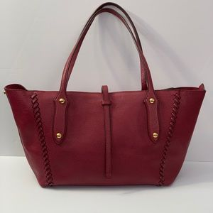 Annabel Ingall tote bag large red